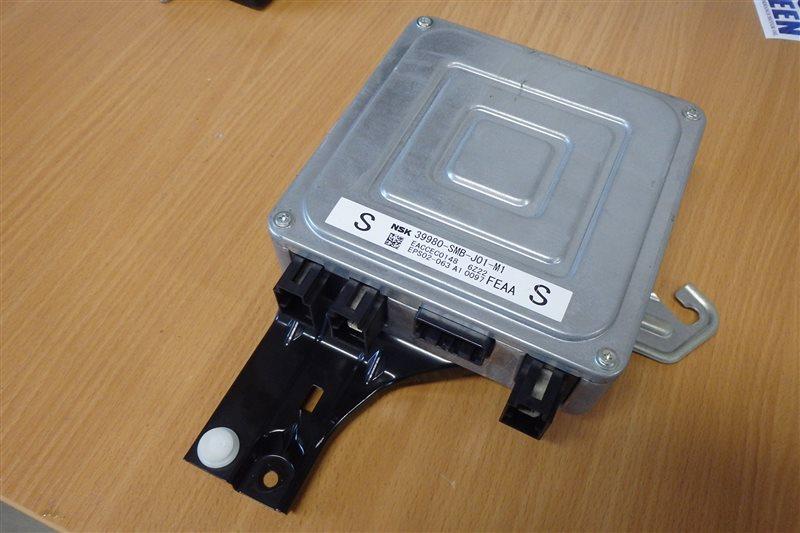 Блок управления рулевой рейкой Honda Stream RN9 R20A 2007
