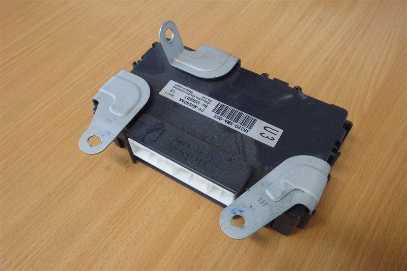 Блок управления иммобилайзером Honda Stream RN9 R20A 2007