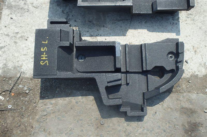 Ящик в багажник Subaru Forester SH5 EJ204 2008 левый