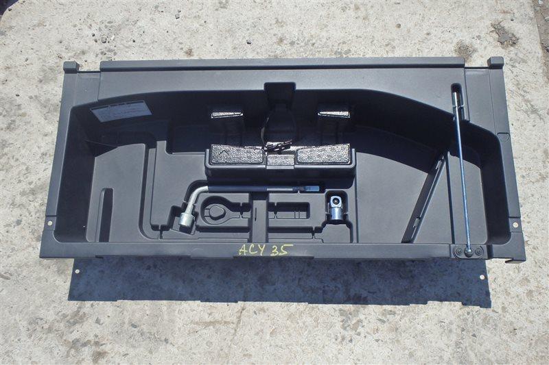 Ящик в багажник Toyota Harrier ACU35 2AZ-FE 2003