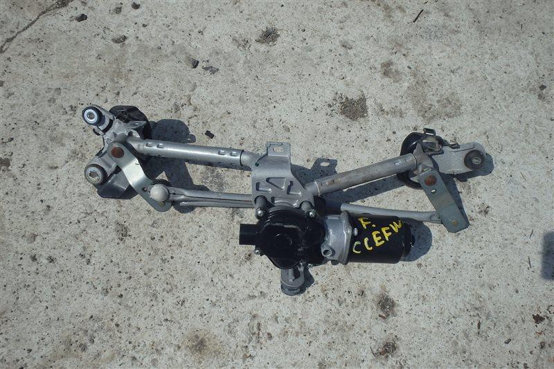 Мотор дворников Mazda Biante CCEFW LF-VD 2008 передний