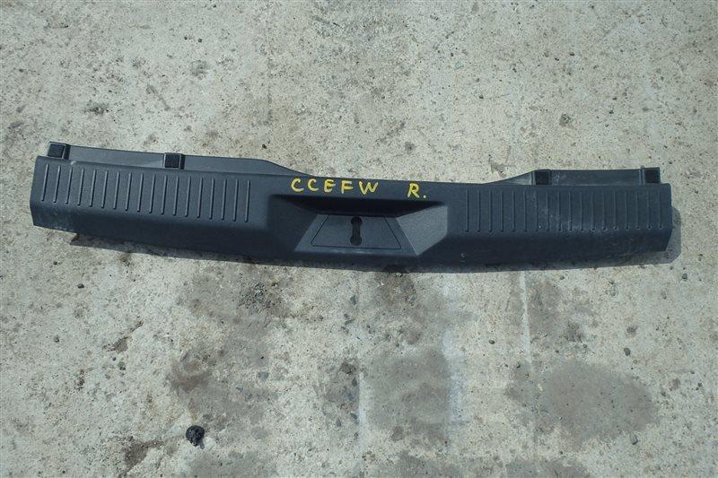 Накладка замка багажника Mazda Biante CCEFW LF-VD 2008