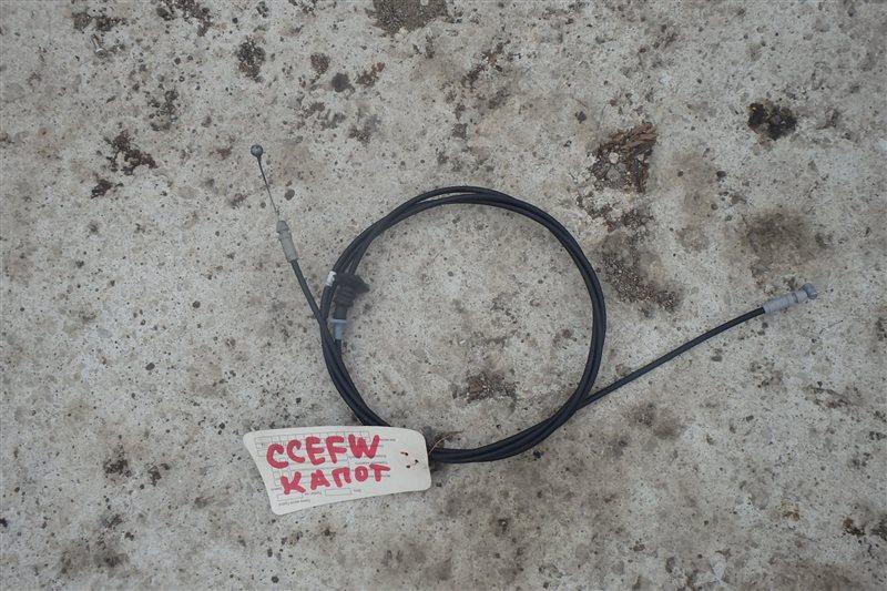 Тросик замка капота Mazda Biante CCEFW LF-VD 2008