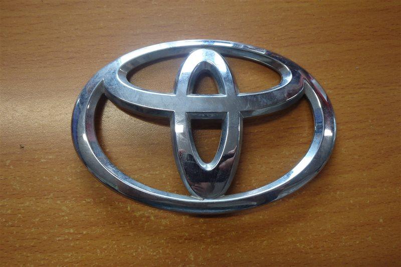 Лейба Toyota Ractis NCP120 1NZ-FE 2010 задняя