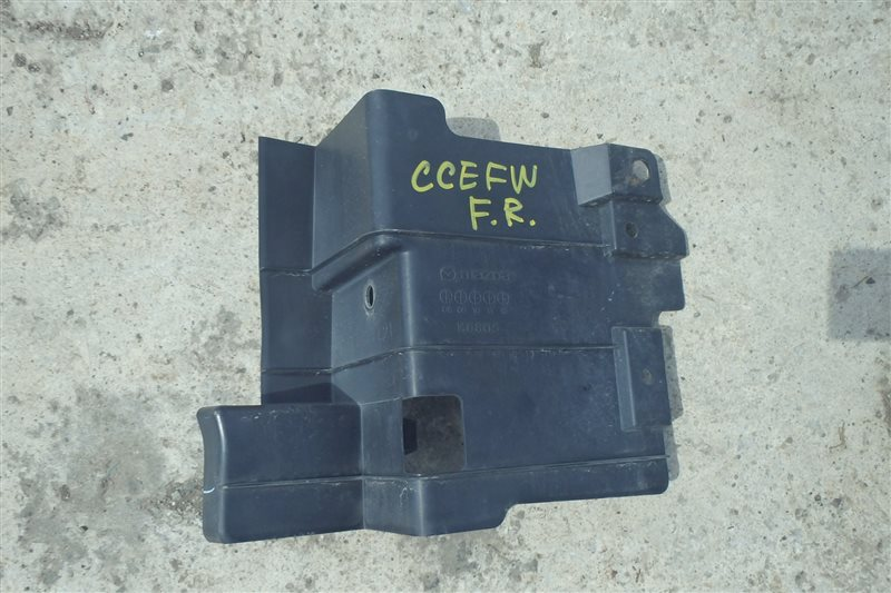 Дефлектор радиатора Mazda Biante CCEFW LF-VD 2008 передний правый