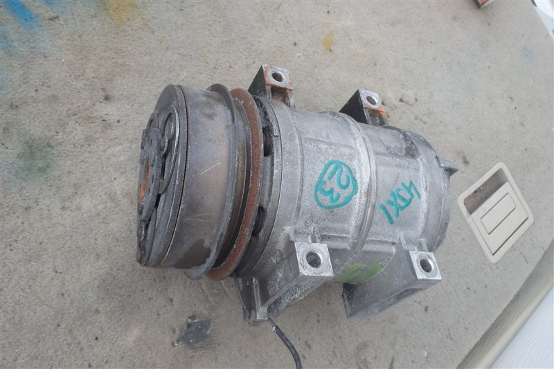 Компрессор кондиционера Isuzu Bighorn UBS73GW 4JX1