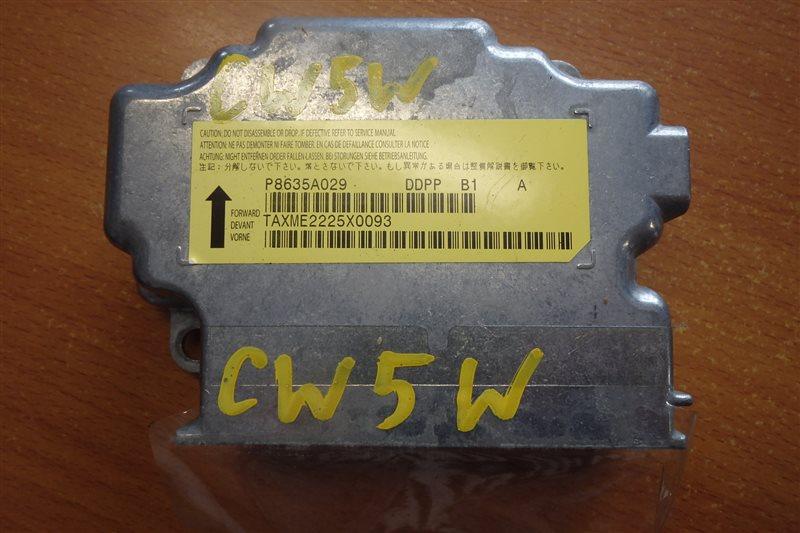 Блок srs Mitsubishi Outlander CW5W 4B12 2005