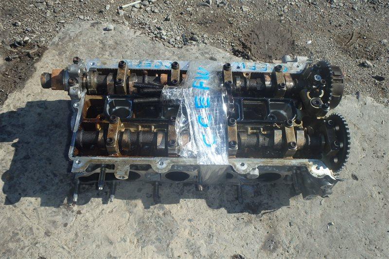 Головка блока цилиндров Mazda Biante CCEFW LF-VD 2008