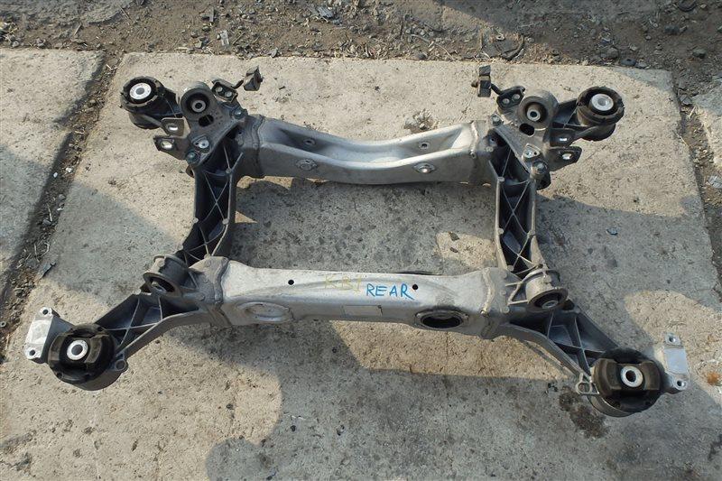 Балка задняя Honda Legend KB1 J35A 2005 задняя