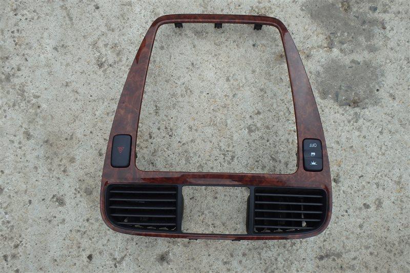 Консоль магнитофона Honda Mdx YD1 J35A 2003
