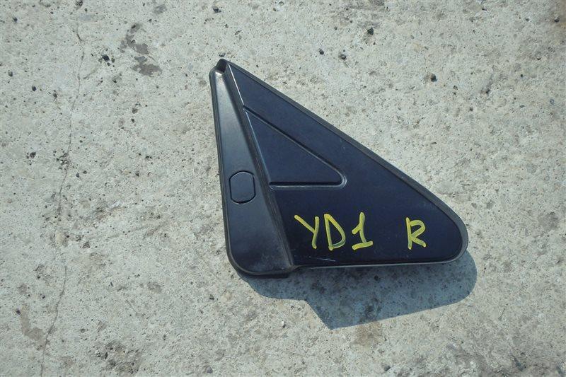 Уголок с крыла Honda Mdx YD1 J35A 2003 передний правый