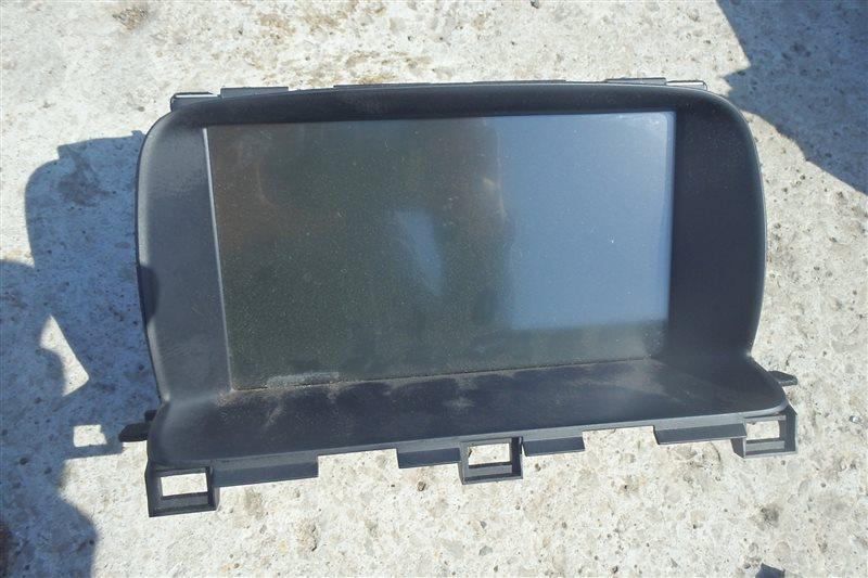 Монитор Honda Legend KB1 J35A 2005