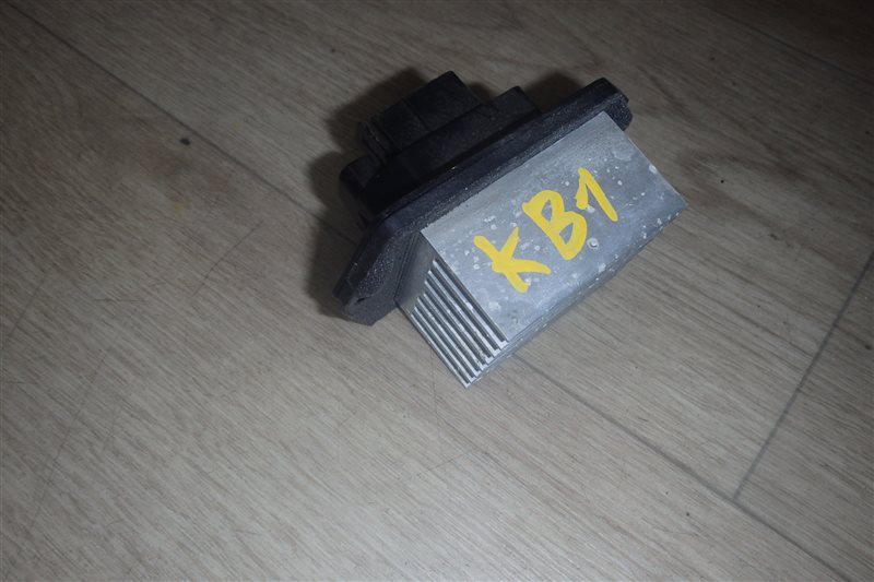 Реостат Honda Legend KB1 J35A 2005