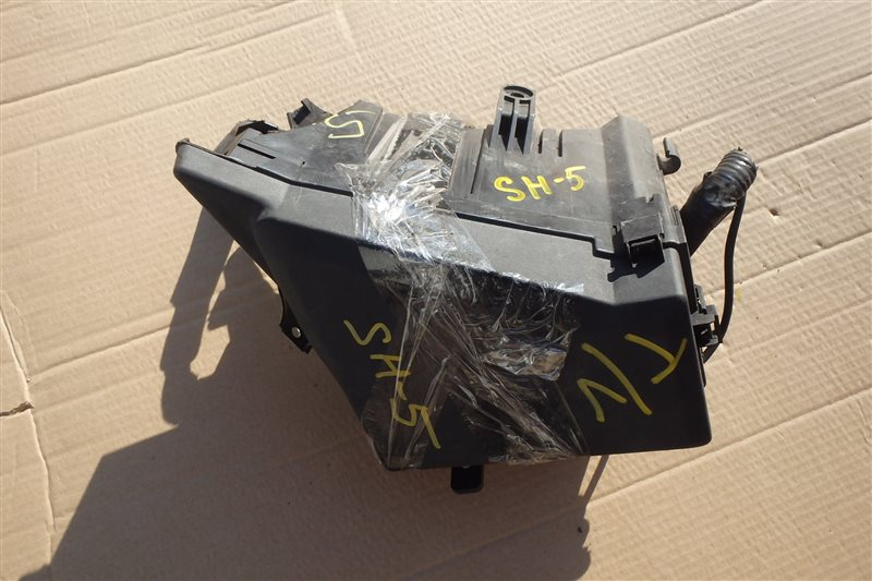 Блок предохранителей Subaru Forester SH5 EJ204 2008