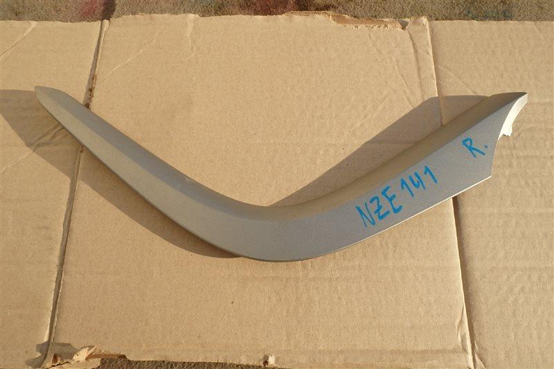 Пластик салона Toyota Corolla Axio NZE141 1NZ-FE правый