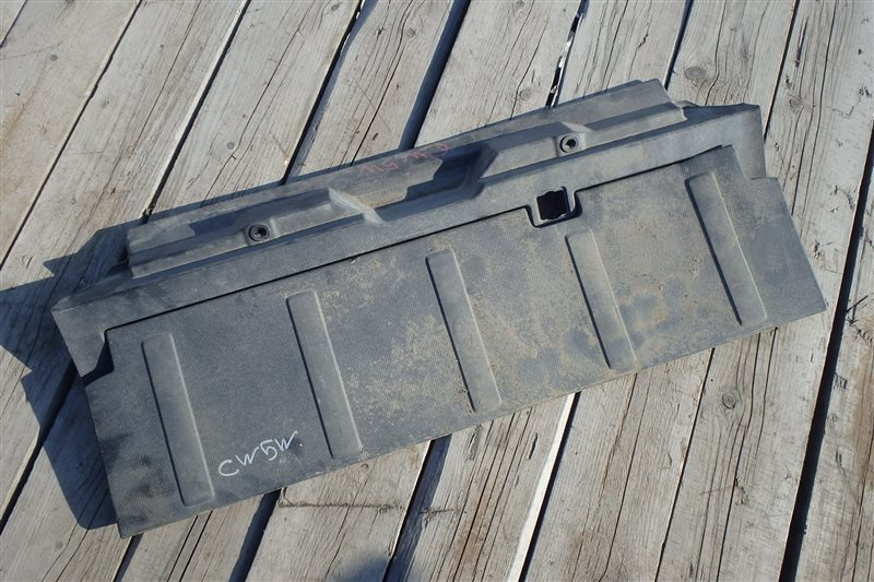 Полка багажника Mitsubishi Outlander CW5W 4B12 нижняя
