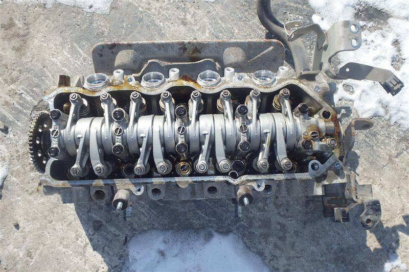 Головка блока цилиндров Honda Fit GE6 L13A 2008