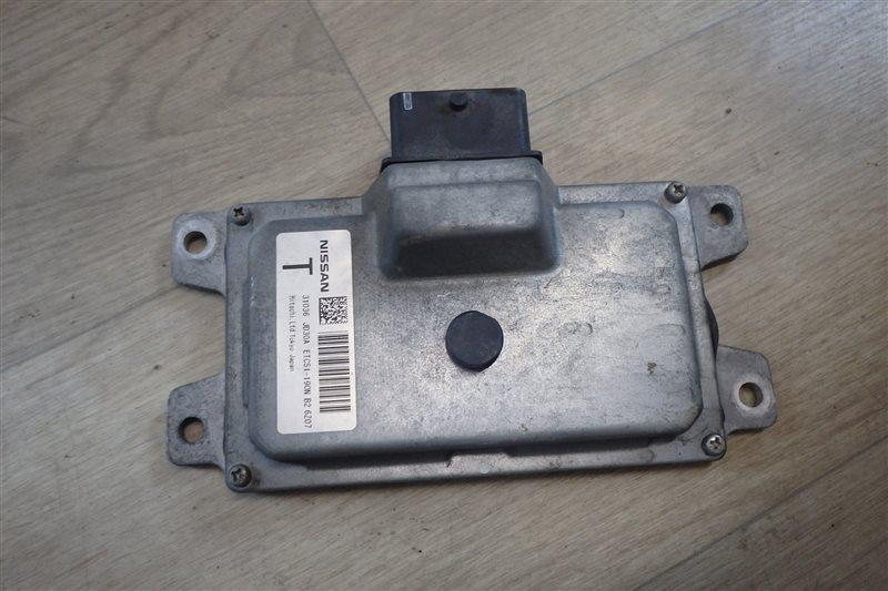 Блок управления акпп Nissan Dualis J10 MR20DE 2007