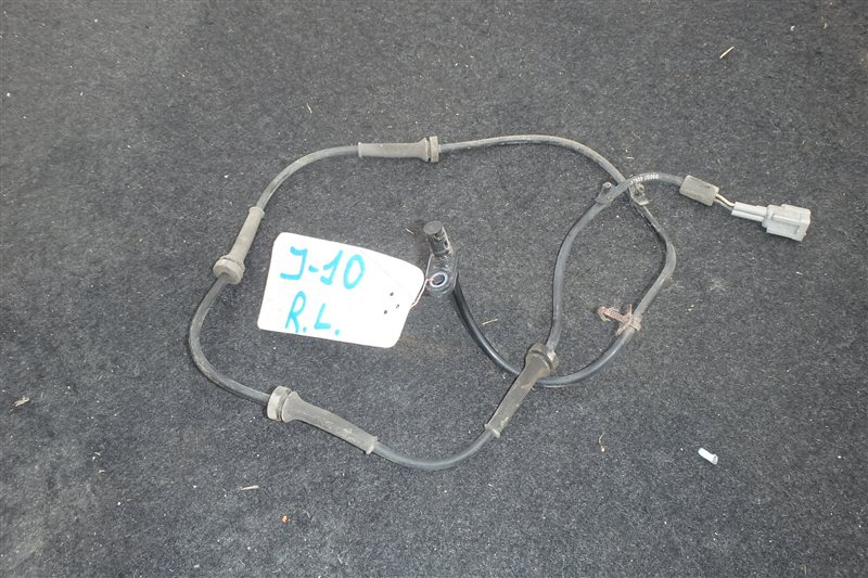 Датчик abs Nissan Dualis J10 MR20DE 2007 задний