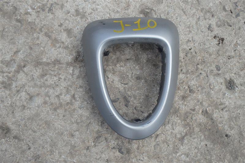 Консоль кпп Nissan Dualis J10 MR20DE 2007