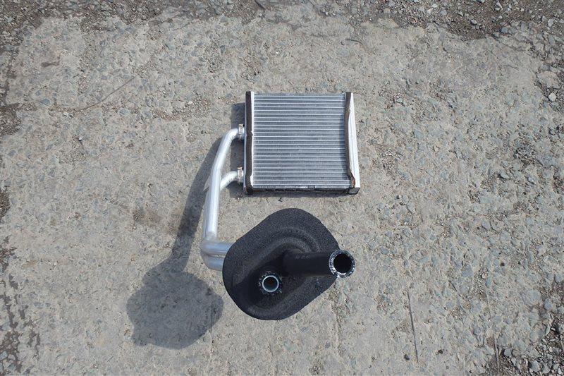 Радиатор печки Nissan Dualis J10 MR20DE 2007