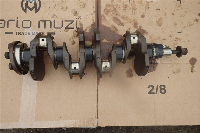 Коленвал Mazda Axela Sport BL5FW ZY 2009
