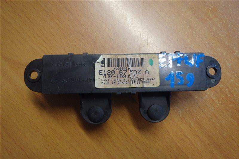 Блок управления Mazda Ford Escape EPFWF AJ 2001