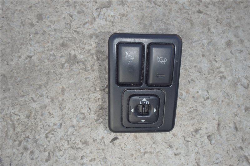 Блок управления зеркалами Isuzu Bighorn UBS26GW 6VE1 2001