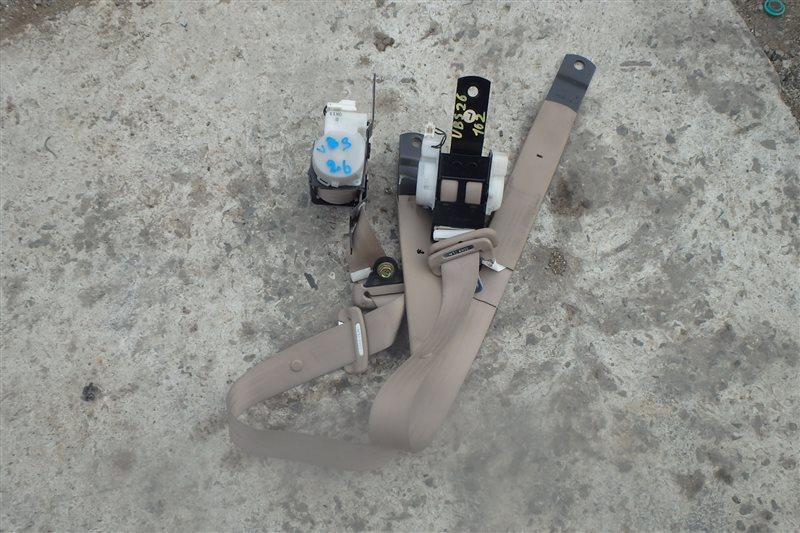 Ремень безопасности Isuzu Bighorn UBS26GW 6VE1 2001 передний