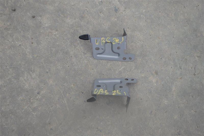 Крепление магнитофона Isuzu Bighorn UBS26GW 6VE1 2001