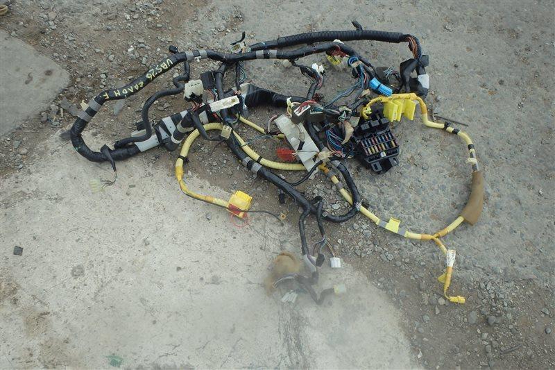Коса салона Isuzu Bighorn UBS26GW 6VE1 2001 передняя