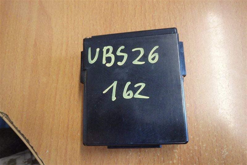 Блок управления Isuzu Bighorn UBS26GW 6VE1 2001