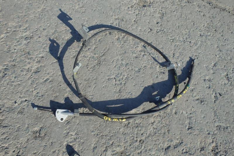 Тросик ручника Toyota Prius ZVW30 2ZR-FXE 2009 задний левый