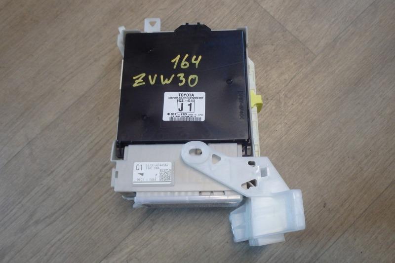 Блок предохранителей Toyota Prius ZVW30 2ZR-FXE 2009