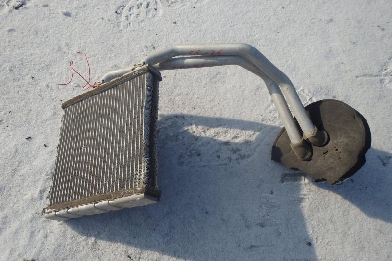 Радиатор печки Nissan Serena CC25 MR20DE 2007 передний
