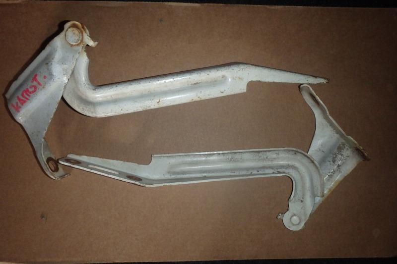Петли капота Honda Step Wagon RG1 K20A 2005