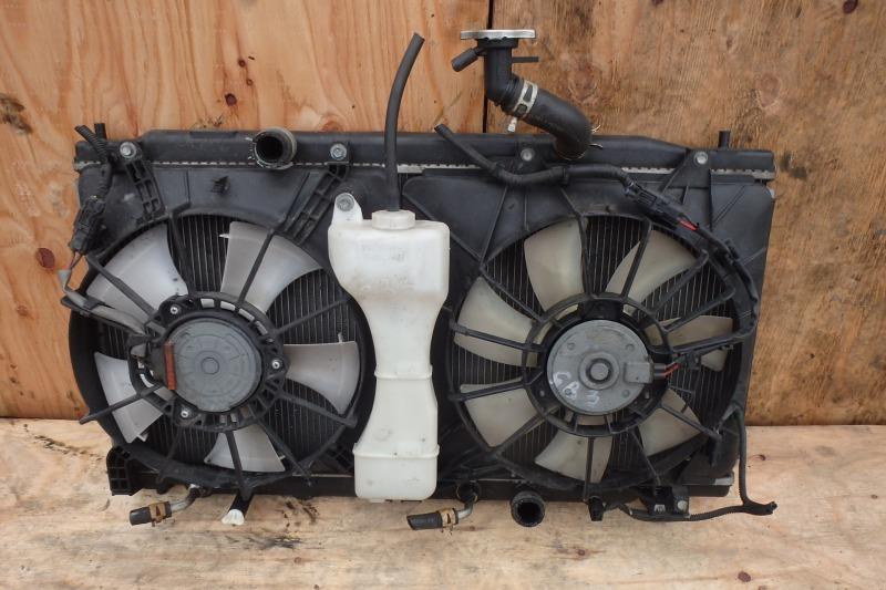 Радиатор Honda Freed GB3 L15A