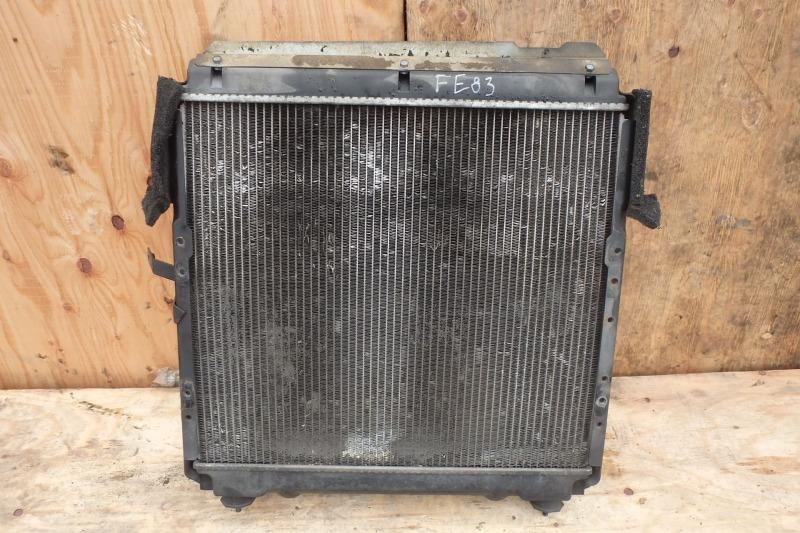 Радиатор Mitsubishi Canter FE83 4M51