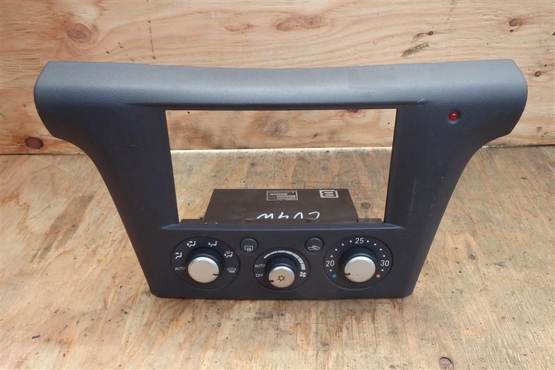 Климат-контроль Mitsubishi Airtrek CU4W 4G64 2002