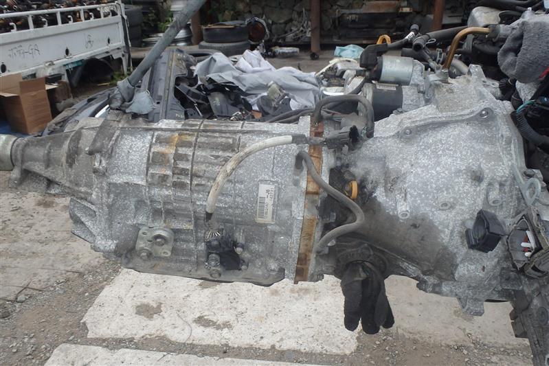 Акпп Subaru Impreza GH3 EL15