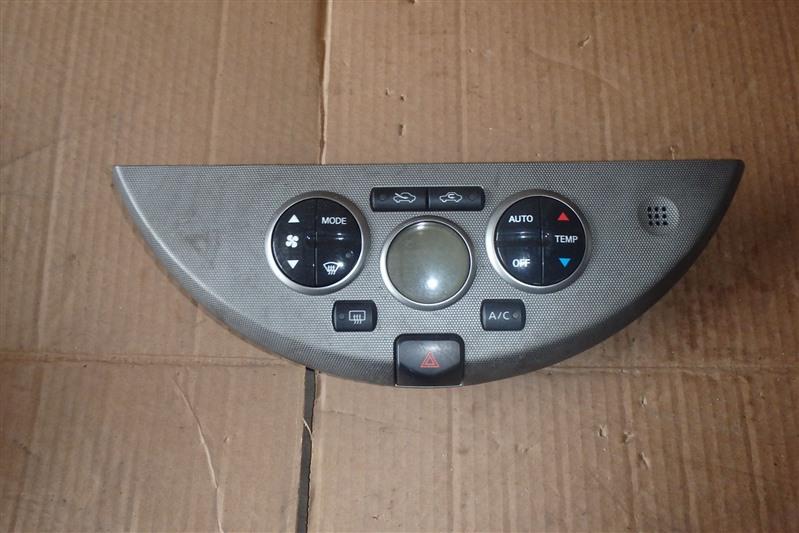 Климат-контроль Nissan Note E11 HR15DE