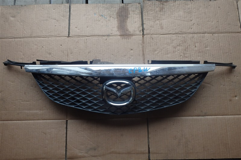 Решетка радиатора Mazda Premacy CP8W FP 2000