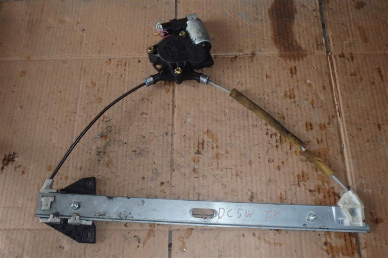 Стеклоподъемник Mazda Verisa DC5W ZY-VE передний правый