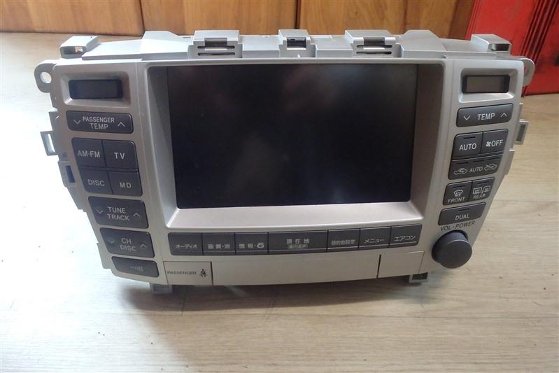Магнитофон Toyota Crown Majesta UZS186 3UZ-FE