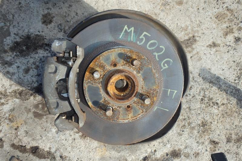 Ступица Daihatsu Boon Luminas M502G 3SZ-VE передняя левая