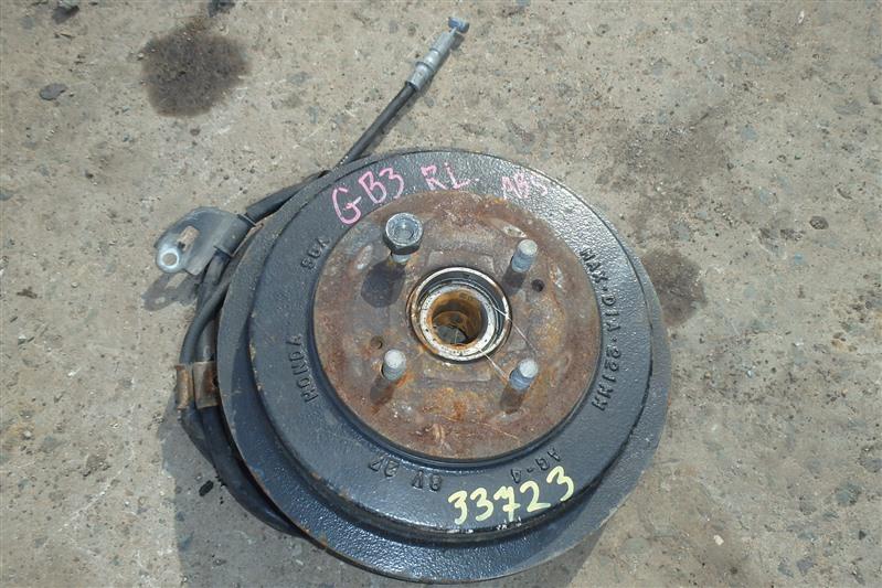 Ступица Honda Freed GB3 L15A задняя левая