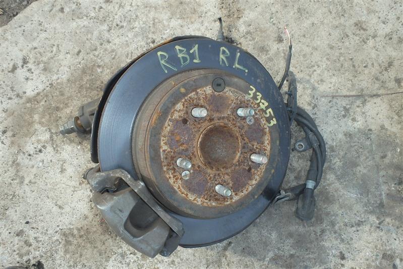Ступица Honda Odyssey RB1 K24A задняя левая