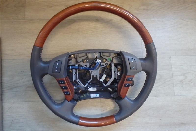 Руль Toyota Crown Majesta UZS186 3UZ-FE