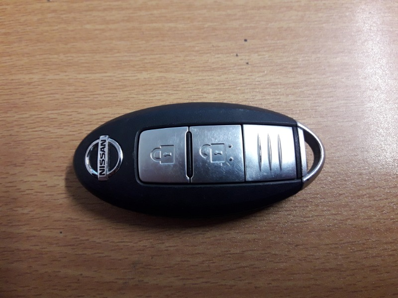 Чип-ключ Nissan March AK12