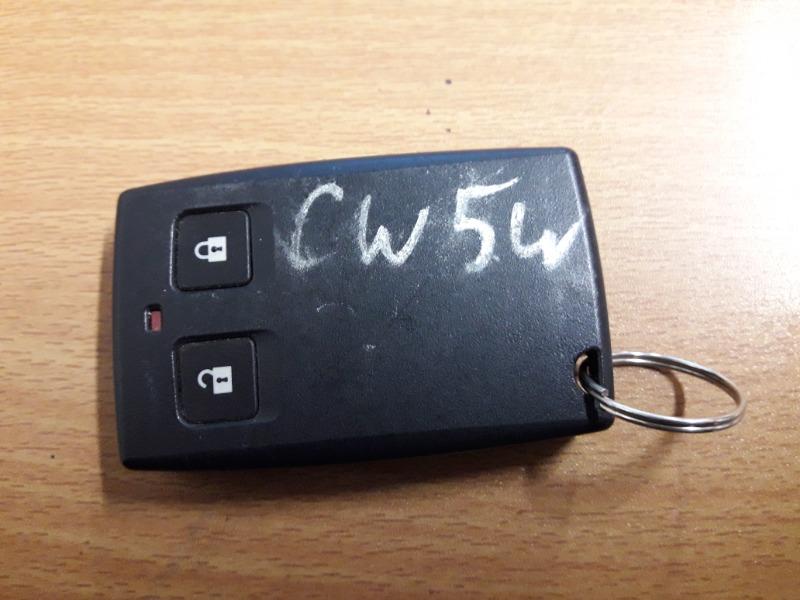 Чип-ключ Mitsubishi Outlander CW5W 4B12